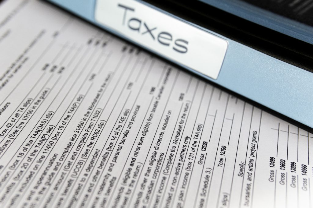 Canadian Taxes: A Guide to the T5013 Partnership Income Form